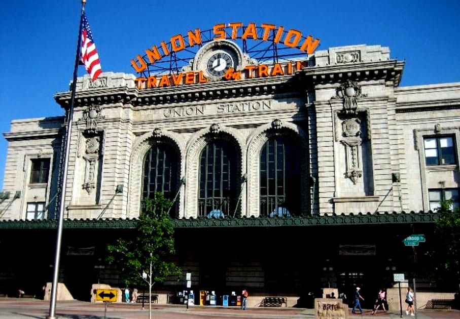 Union Station, Phoenix, USA