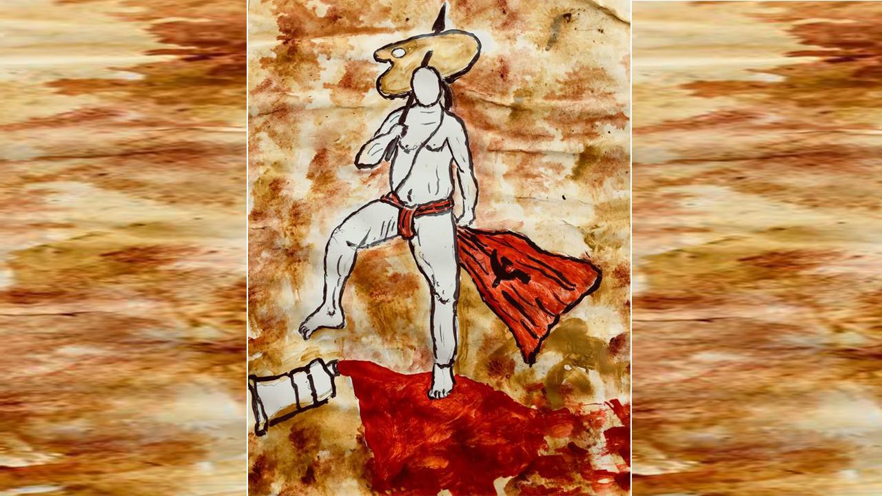 അശാന്തന്റെ മൃതദേഹം നമ്മോട് പറയുന്നത്, ചിത്രകാരന് ബിജോയിയുടെ കുറിപ്പ്