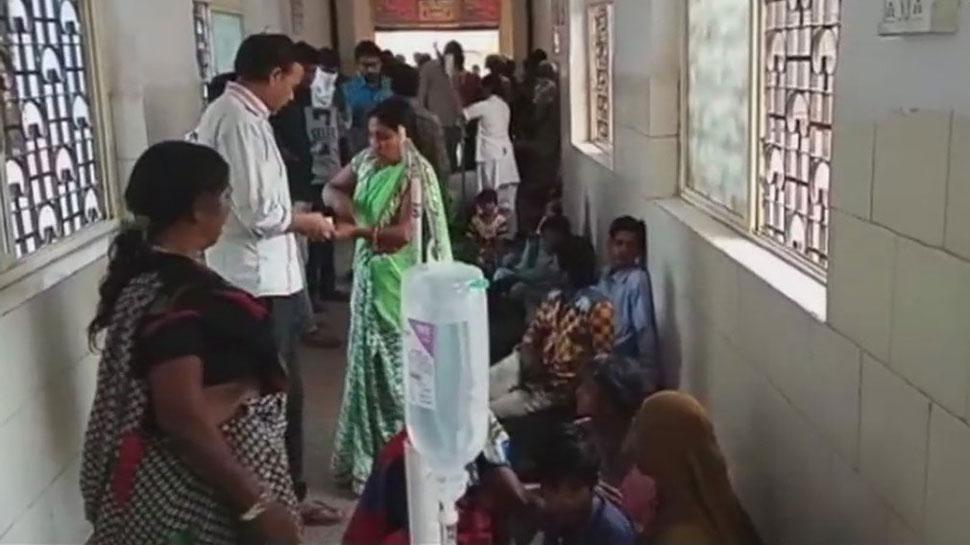 മധ്യപ്രദേശില് ശിവരാത്രി പ്രസാദത്തില് ഭക്ഷ്യവിഷബാധ; 1500 പേര് ചികിത്സ തേടി