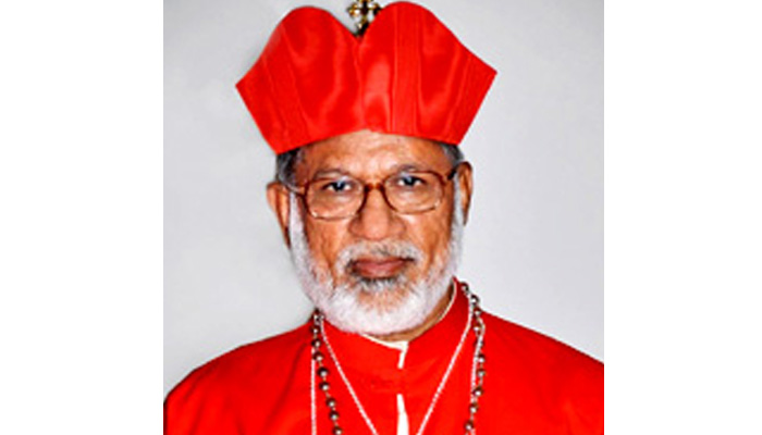സീറോമലബാർ ഭൂമിയിടപാട്: കർദിനാളിനെ പിന്തുണച്ച് ചങ്ങനാശേരി അതിരൂപത