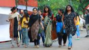 അന്താരാഷ്ട്ര ചലച്ചിത്രോത്സവം 2017: ആദ്യദിന ചിത്രങ്ങള് കാണാം