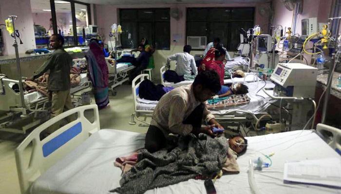 ഗോരഖ്പുർ: ബിആർഡി മെഡിക്കൽ കോളജിൽ ഓഗസ്റ്റിൽ മരിച്ചത് 296 കുട്ടികൾ