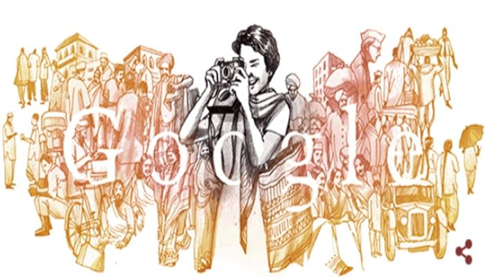 ഇന്ത്യയുടെ ആദ്യ വനിതാ ഫോട്ടോജേര്ണലിസ്റ്റിന്റെ ജന്മദിനം ആഘോഷിച്ച് ഗൂഗിള്