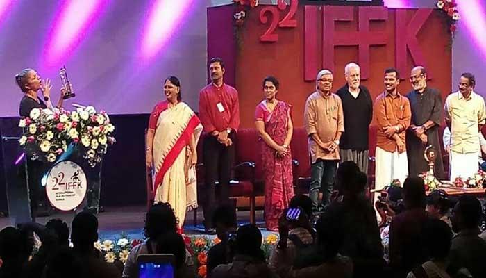 മേളയിലെ മികച്ച ചിത്രം വാജിബ്; പുരസ്കാരങ്ങള് വാരിക്കൂട്ടി ഏദനും ന്യൂട്ടണും
