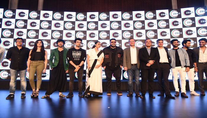 മികച്ച വിനോദാനുഭവത്തിന് ഇനി 'സീ 5', ലോഞ്ചിംഗ് ആഘോഷ ചിത്രങ്ങള് കാണാം!