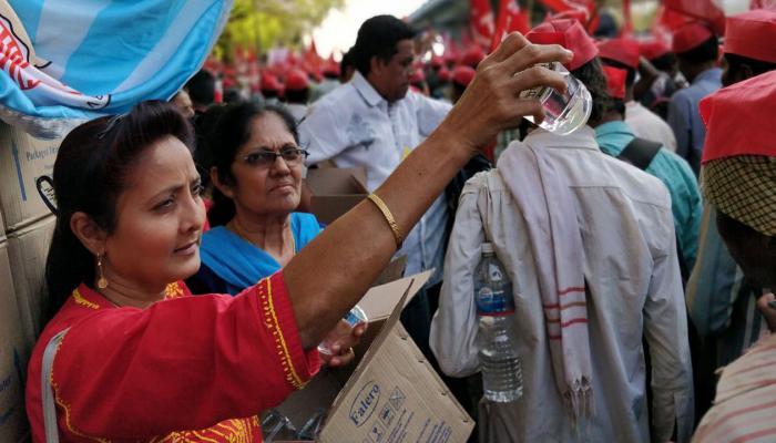 #KisanLongMarch: മുംബൈ പറഞ്ഞു, ഞങ്ങളുണ്ട് നിങ്ങള്ക്കൊപ്പം