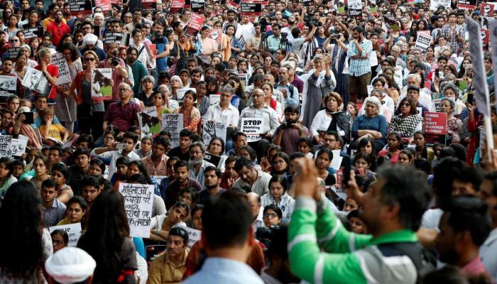 കത്വ പീഡനം: രാജ്യമെമ്പാടും പ്രതിഷേധം; അണിനിരന്നത് ആയിരങ്ങള് #MyStreetMyProtest
