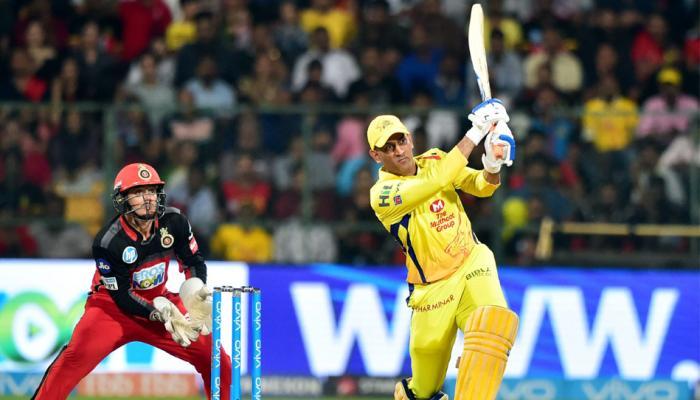 IPL 2018: ബാംഗ്ലൂരിനെതിരെ ചെന്നൈയ്ക്ക് അഞ്ച് വിക്കറ്റ് ജയം