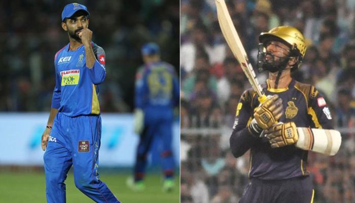 IPL 2018: പ്ലേ ഓഫ് ഉറപ്പിക്കാന് രാജസ്ഥാനും കൊല്ക്കത്തയും ഇന്നിറങ്ങും