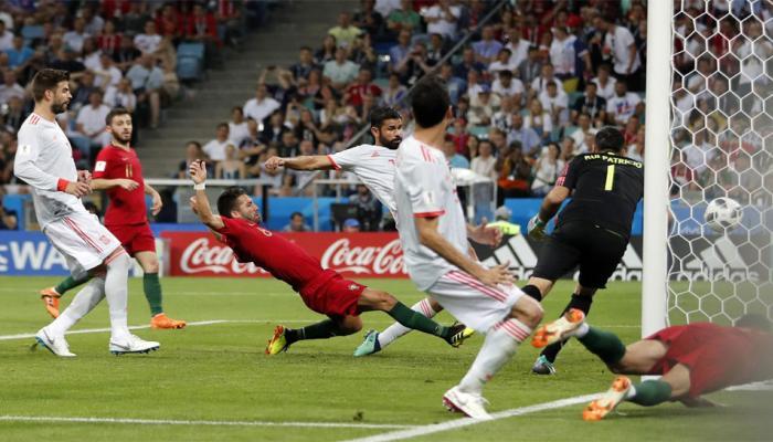 FIFA world cup 2018: സ്പെയ്നിനെതിരേ പോര്ച്ചുഗലിന് തകര്പ്പന് സമനില